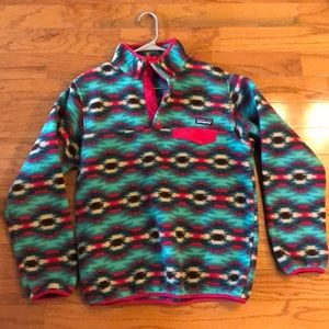Patagonia Women's Synchilla Snap-T Fleece